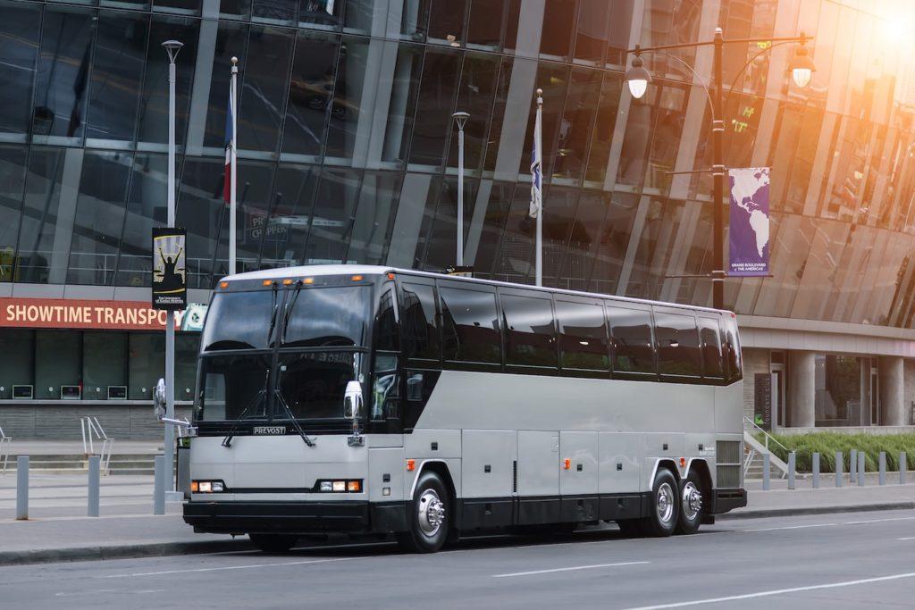 party buses in kansas city missouri